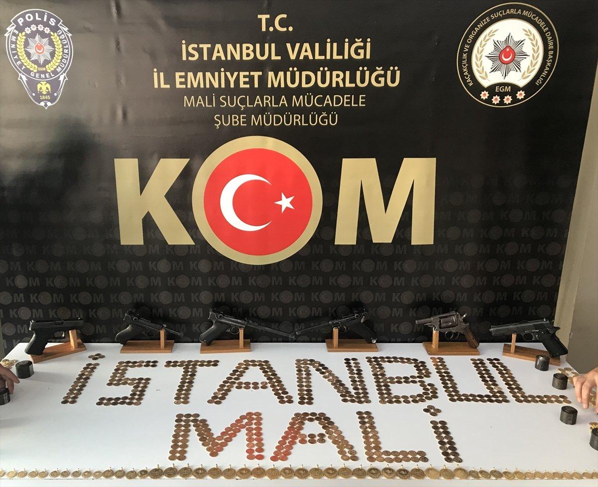 İstanbul merkezli  altın  operasyonu: 24 gözaltı #6