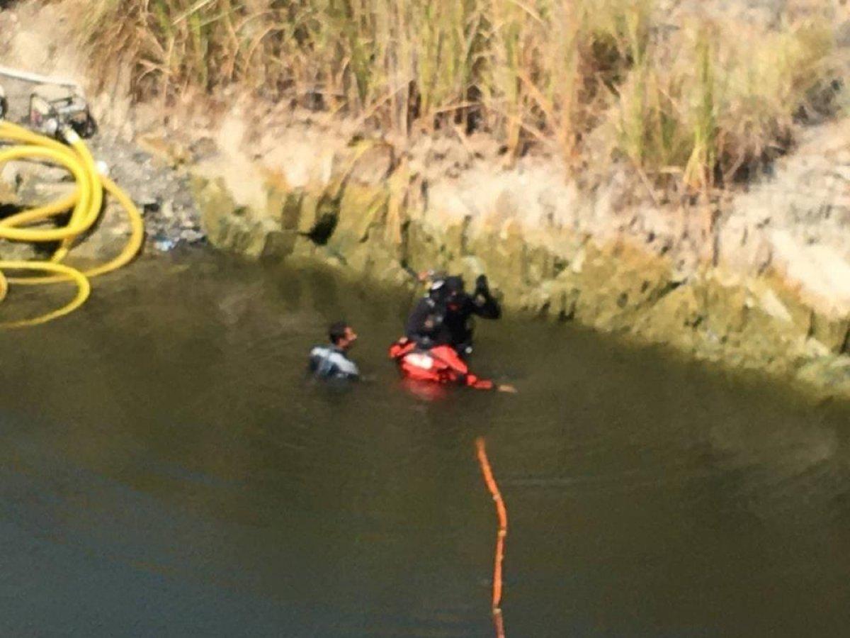 Muğla da kaybolan genç barajda aranıyor #2