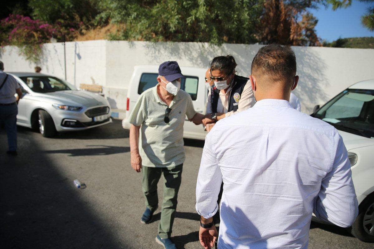 Çetin Doğan, cezaevinde sağlık sorunu yaşayınca hastaneye kaldırıldı #1