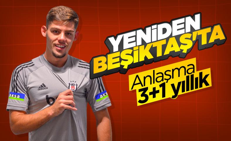 Francisco Montero yeniden Beşiktaş'ta