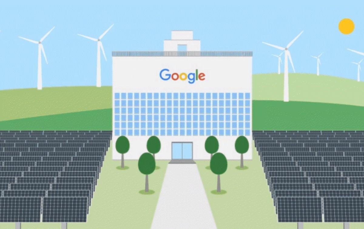 Google dan Almanya ya 1 milyar euroluk yatırım #1
