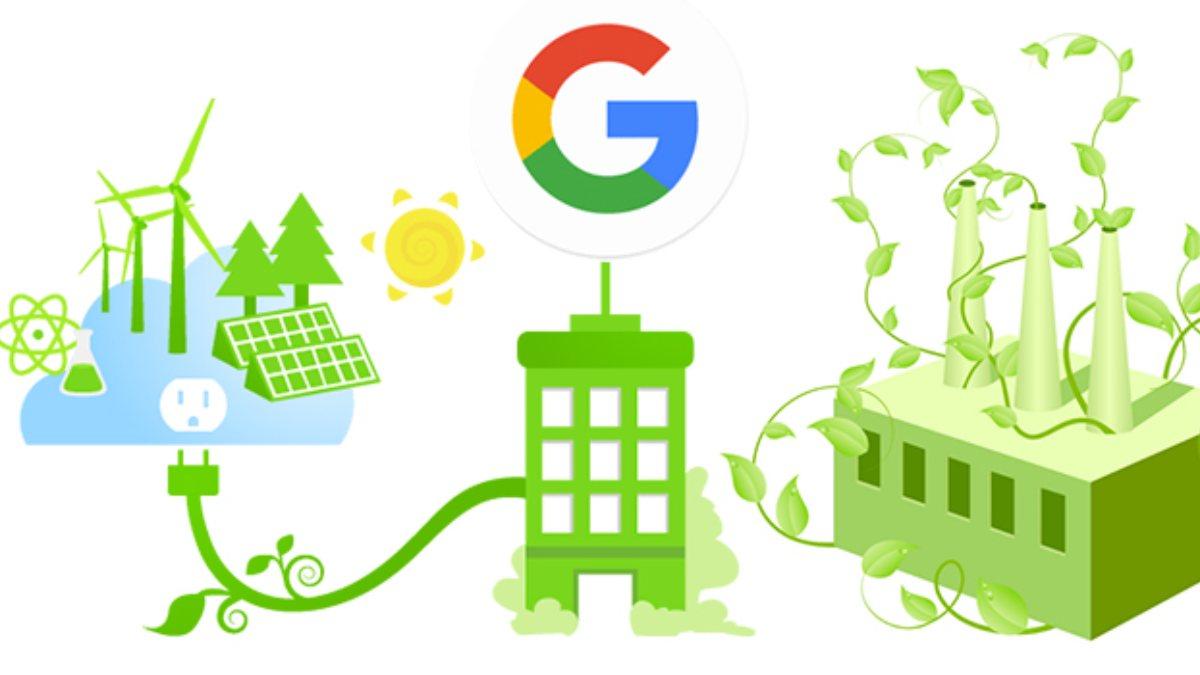 Googledan Almanyaya 1 milyar euroluk yatırım