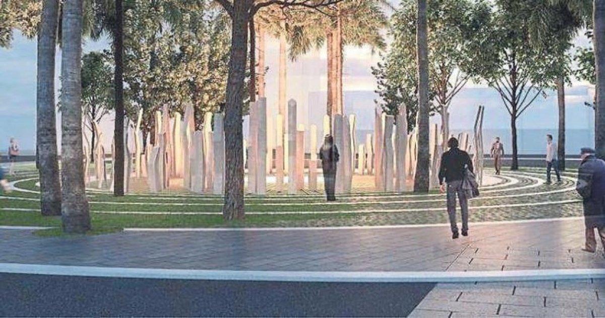 CHP li İzmir Büyükşehir Belediyesi nden 1 milyon 915 bin liralık heykel ihalesi #1