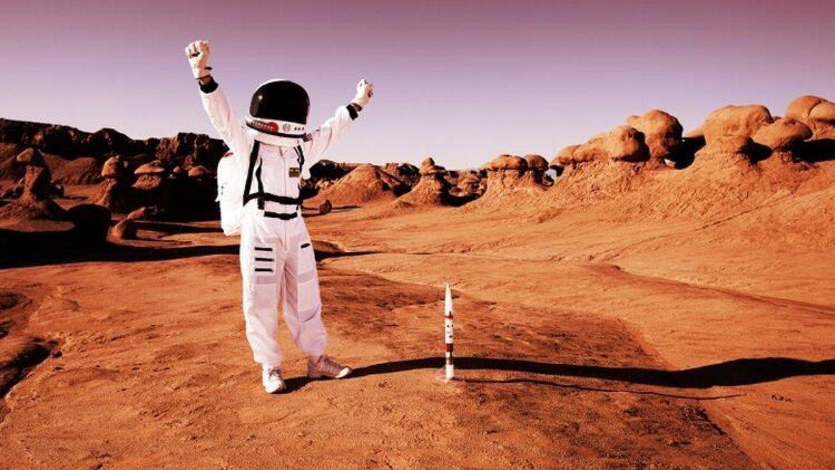 İnsanların Marsa gitmesi için en uygun zaman: Solar maksimum