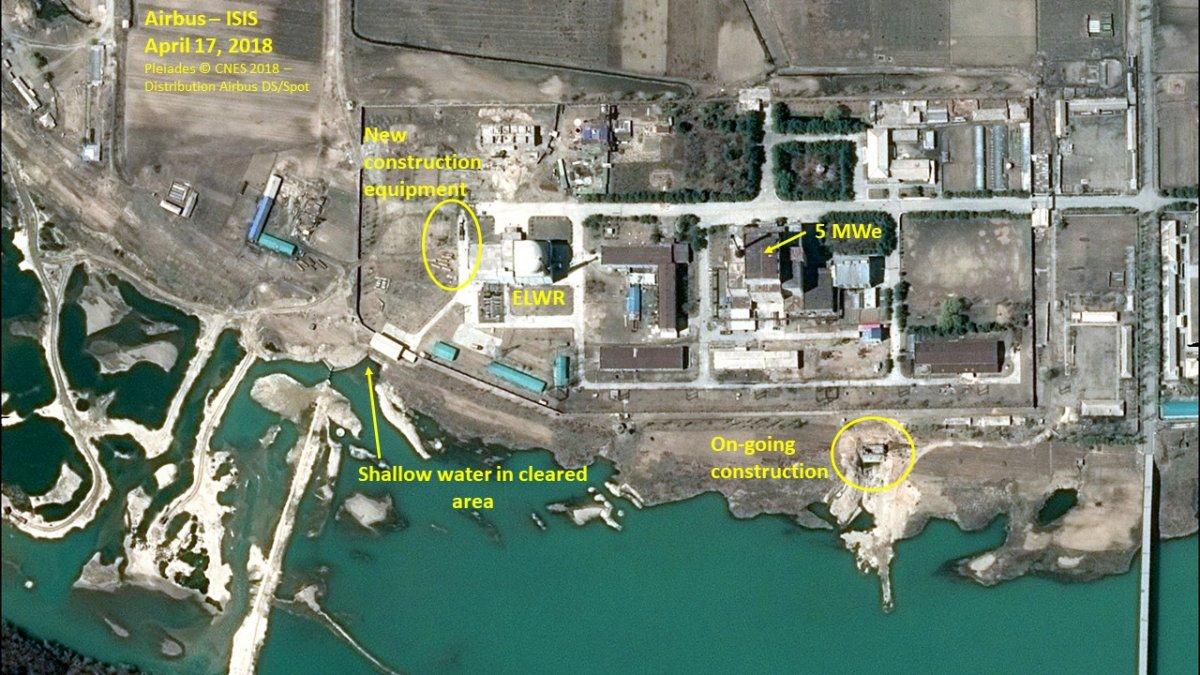 Uluslararası Atom Enerjisi Kurumu BM yi uyardı: Kuzey Kore nükleer faaliyetlere başladı #5