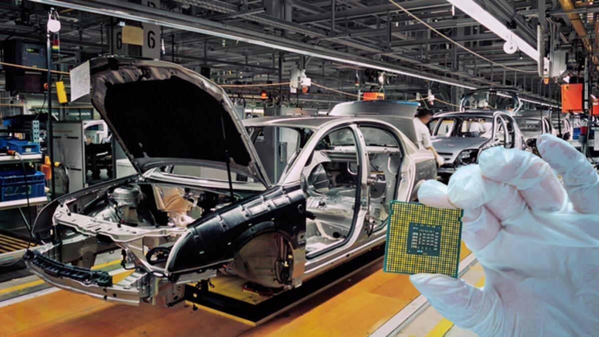 Çip krizi, gelecek yıl da otomotiv sektörünü rehin alabilir #1