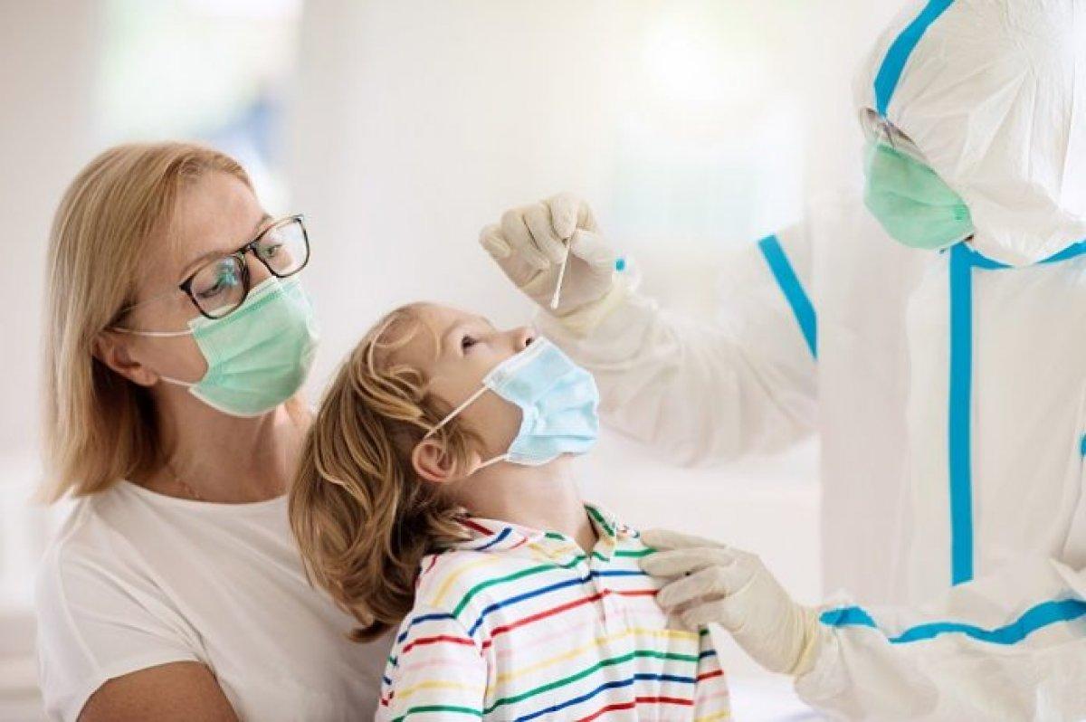 Çocuklardan PCR testi istenecek mi? Anne ve babalar beklediğiniz açıklama geldi!  #1