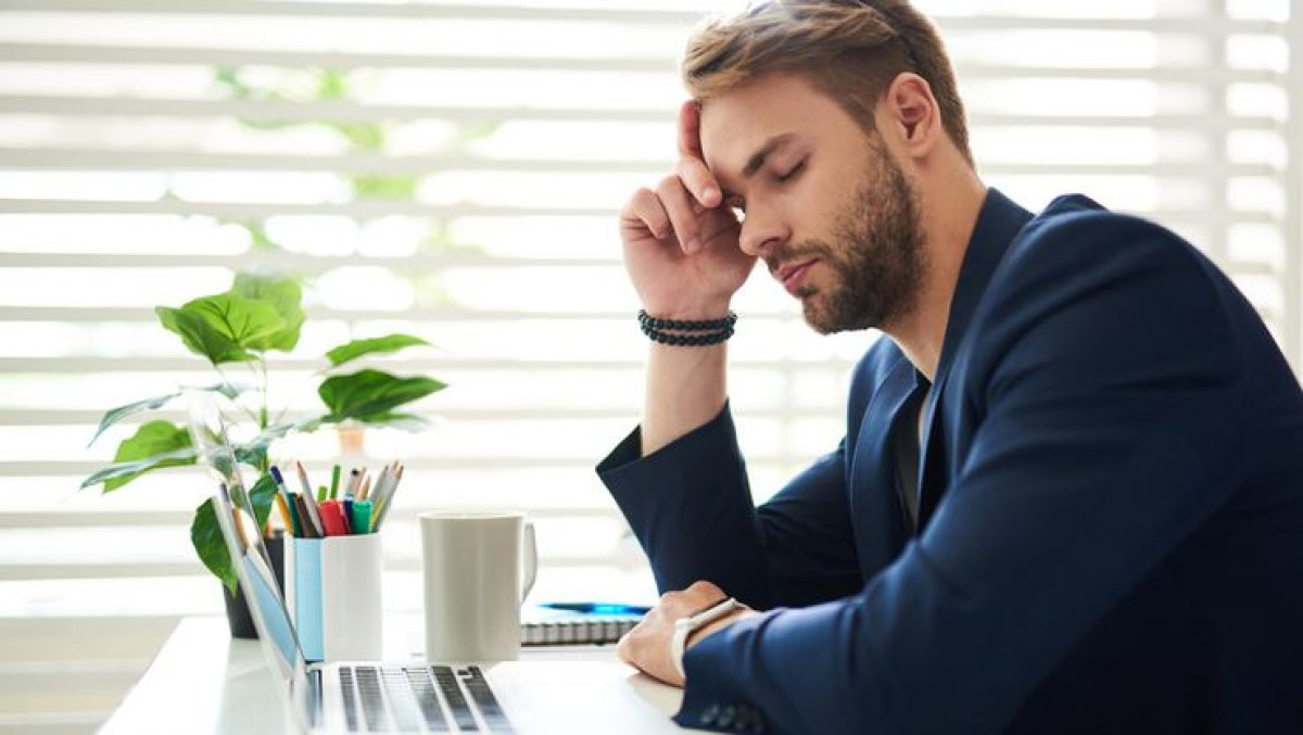 Geçmek bilmeyen yorgunluğunuzun 5 suçlusu #3