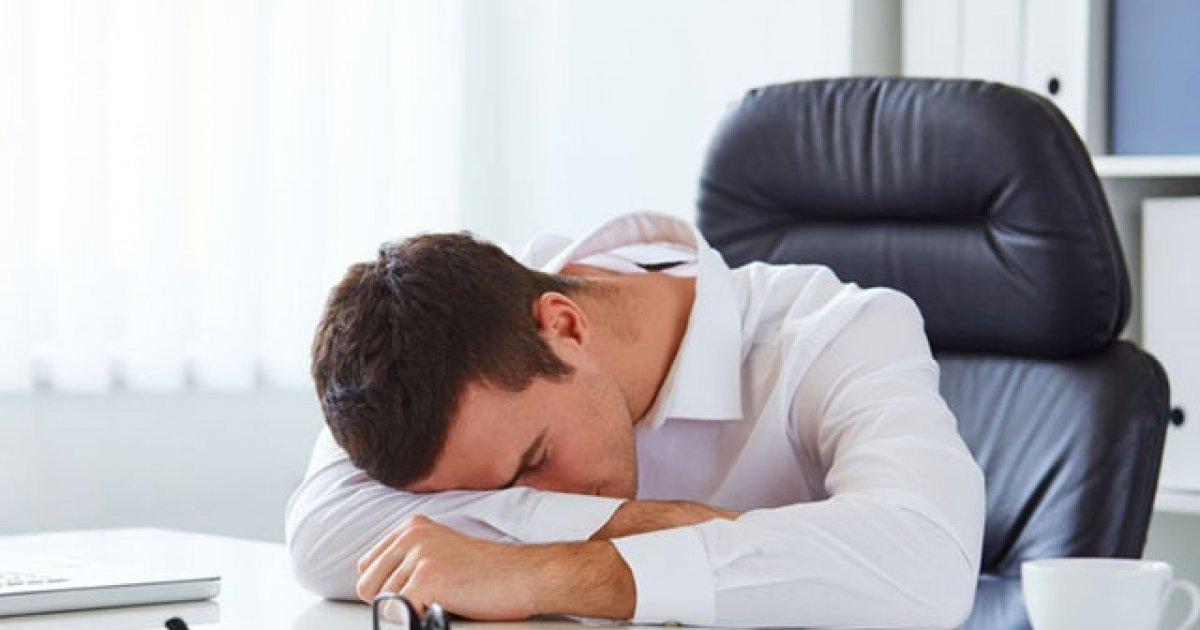 Geçmek bilmeyen yorgunluğunuzun 5 suçlusu #1