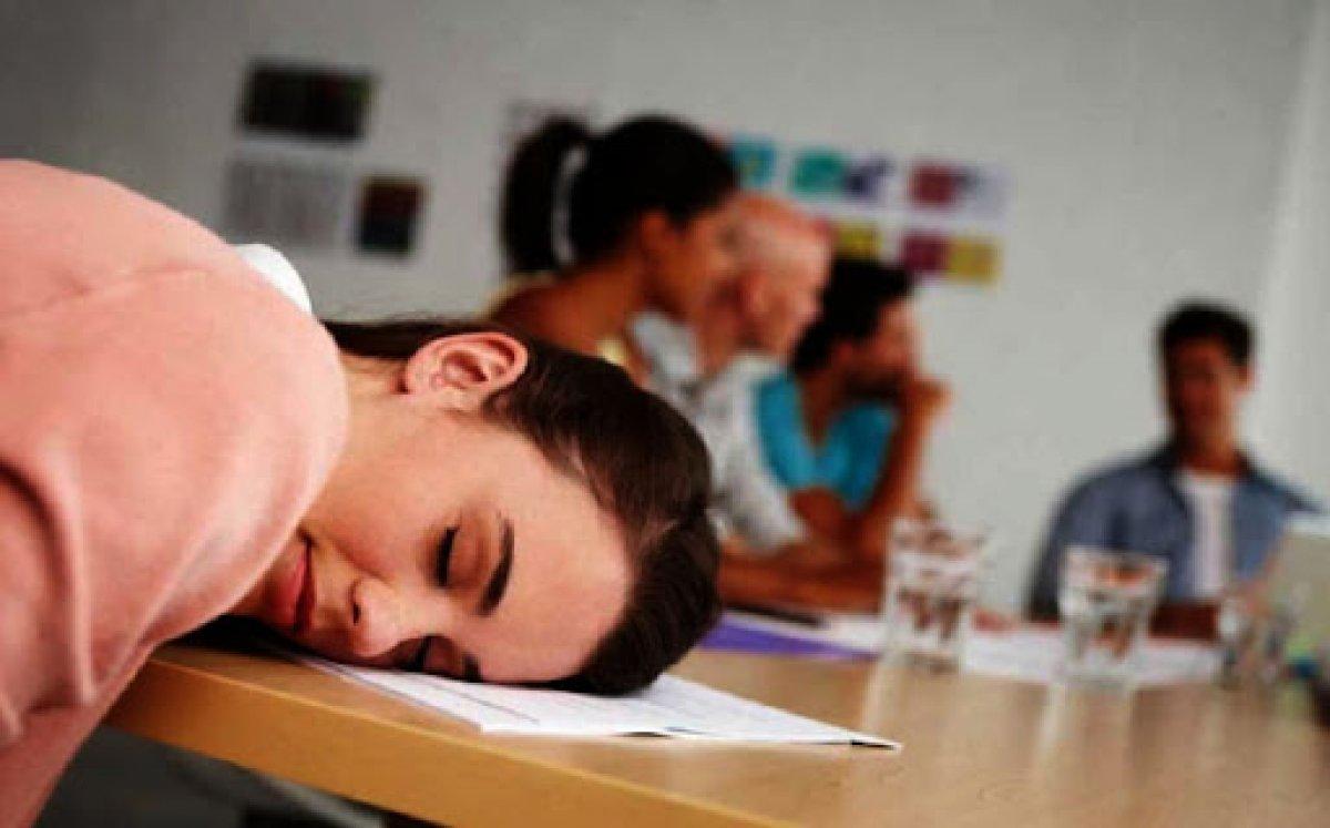 Geçmek bilmeyen yorgunluğunuzun 5 suçlusu #4
