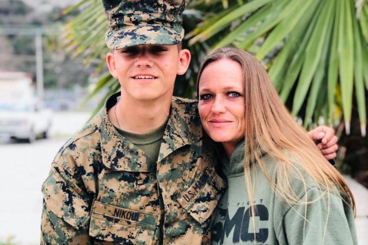 Asker oğlu öldükten sonra Joe Biden ı eleştiren annenin hesabı askıya alındı #3