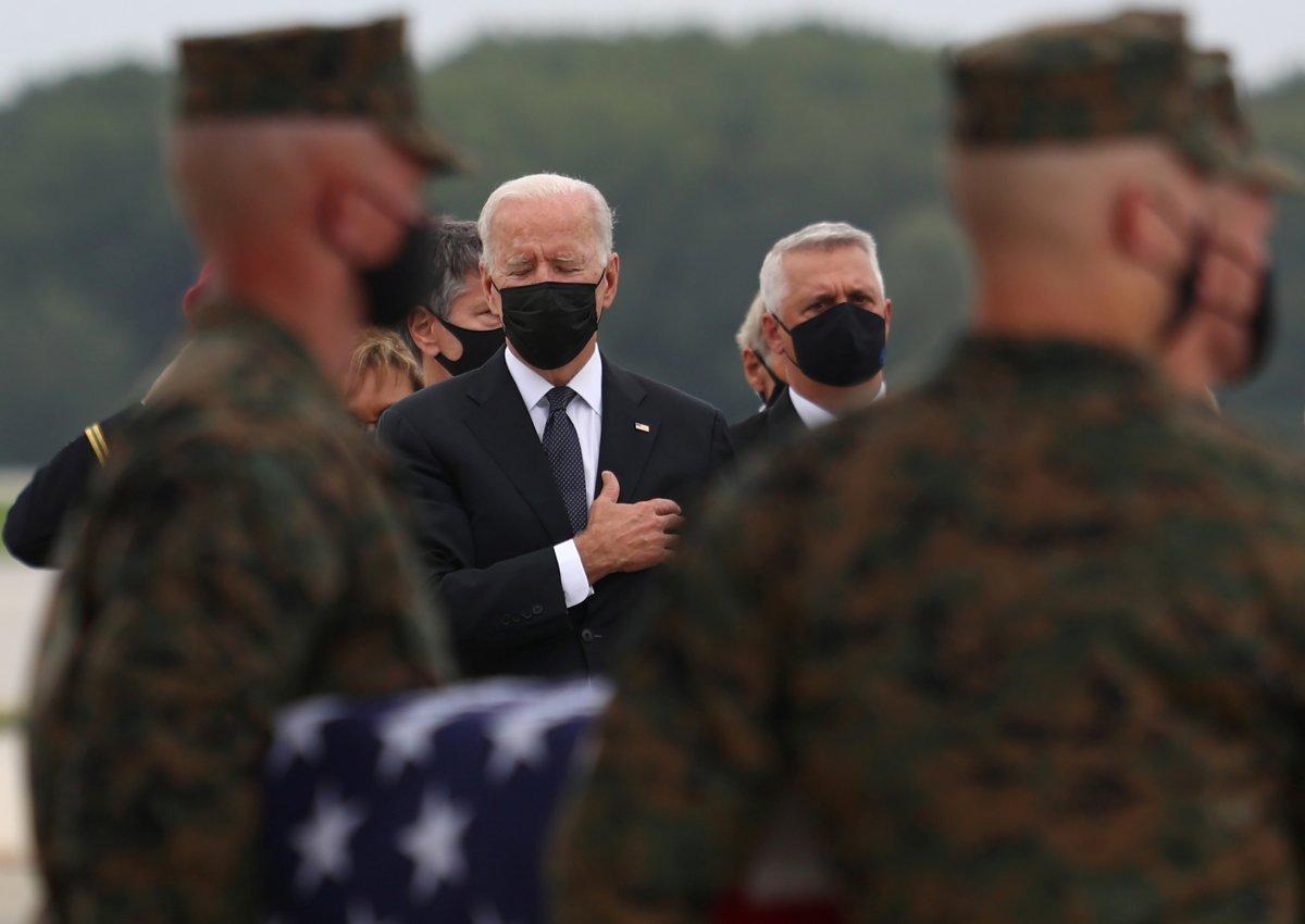 Asker oğlu öldükten sonra Joe Biden ı eleştiren annenin hesabı askıya alındı #5