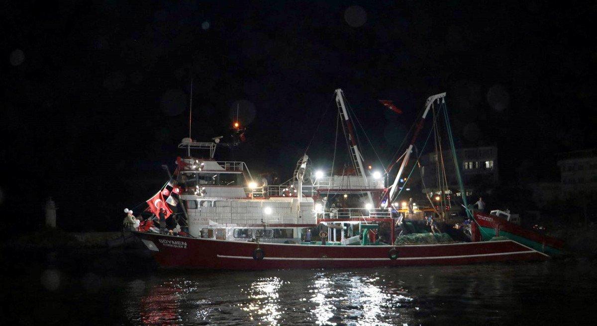 Av yasağı bugün bitti: Balıkçılar denizle kavuştu #11