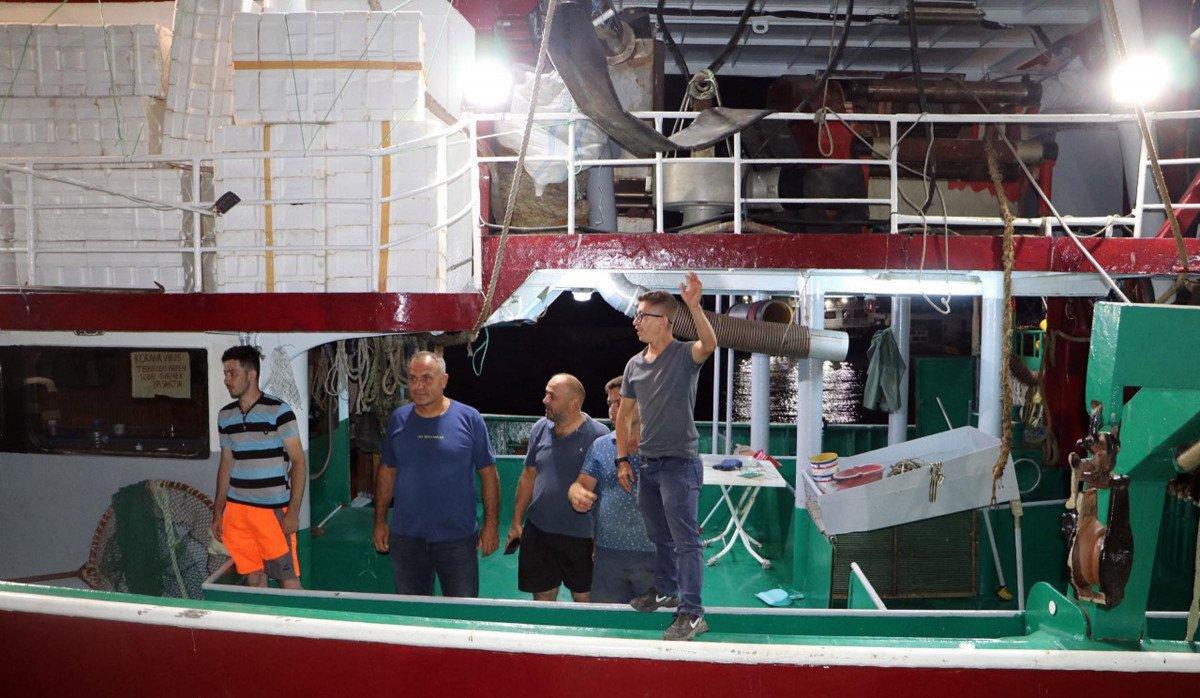 Av yasağı bugün bitti: Balıkçılar denizle kavuştu #7