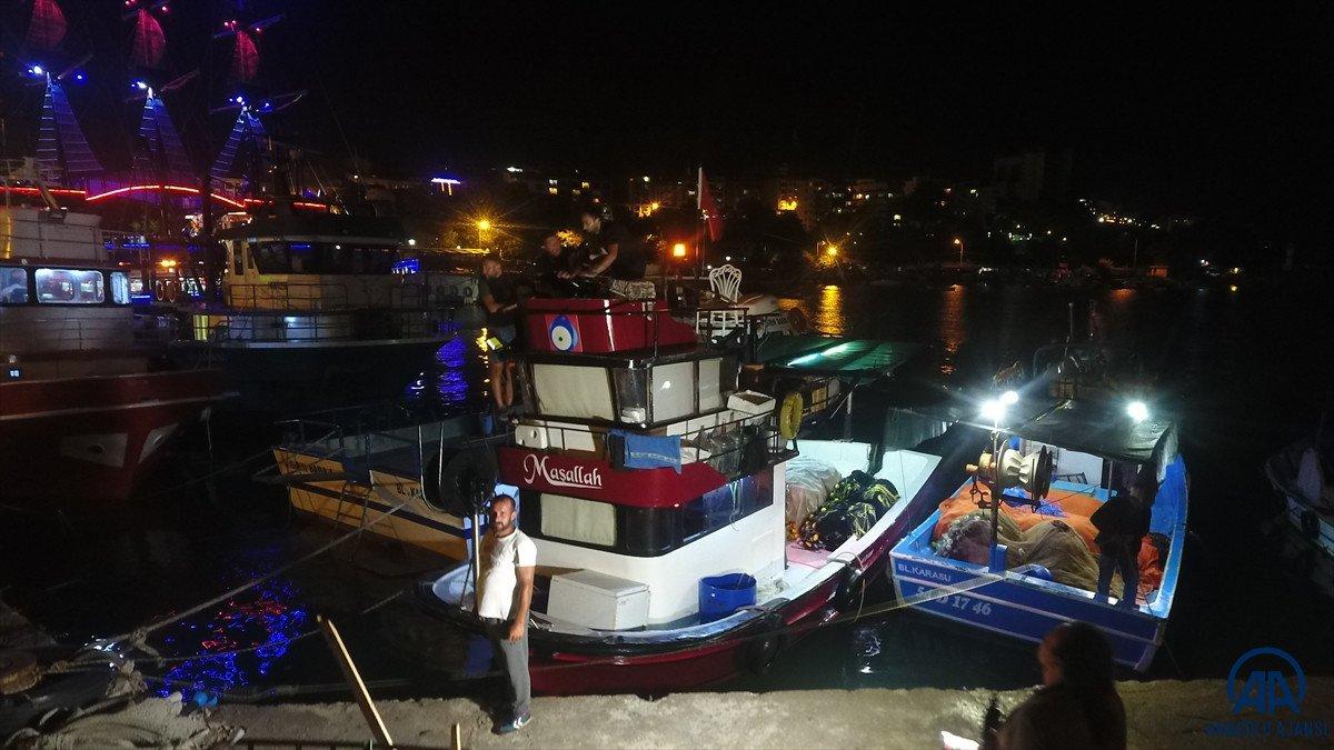 Av yasağı bugün bitti: Balıkçılar denizle kavuştu #10