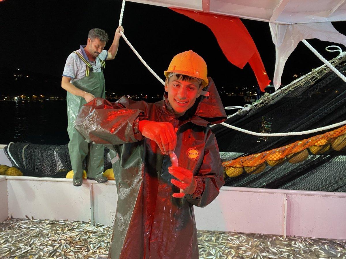 Av yasağı bugün bitti: Balıkçılar denizle kavuştu #12