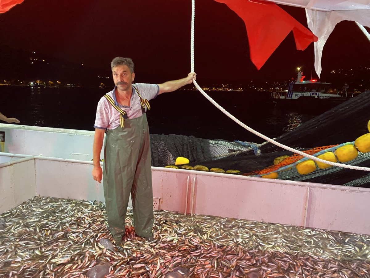Av yasağı bugün bitti: Balıkçılar denizle kavuştu #6