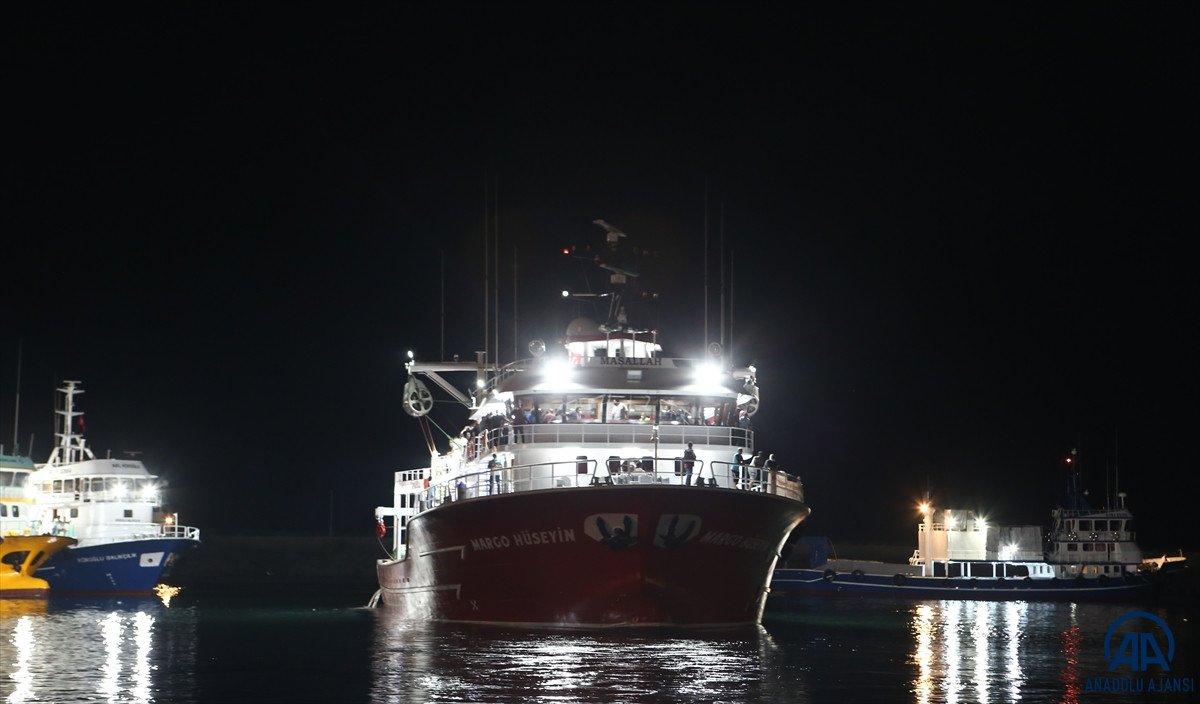 Av yasağı bugün bitti: Balıkçılar denizle kavuştu #3