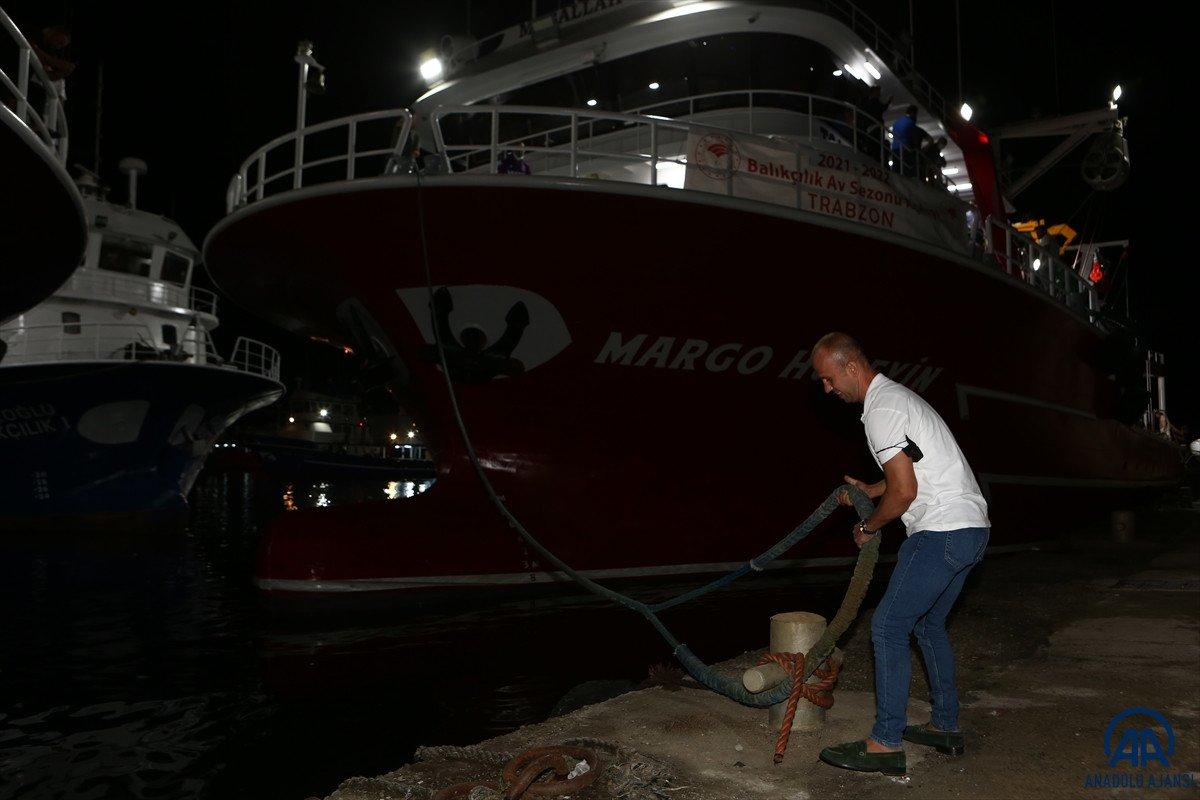 Av yasağı bugün bitti: Balıkçılar denizle kavuştu #5