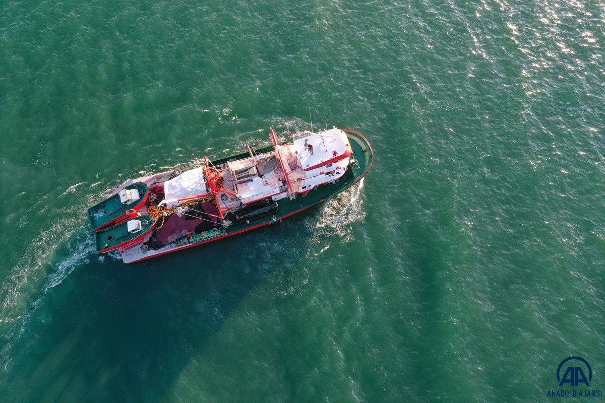 Av yasağı bugün bitti: Balıkçılar denizle kavuştu #14