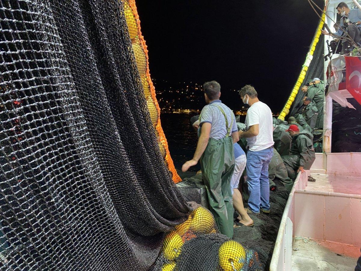 Av yasağı bugün bitti: Balıkçılar denizle kavuştu #9
