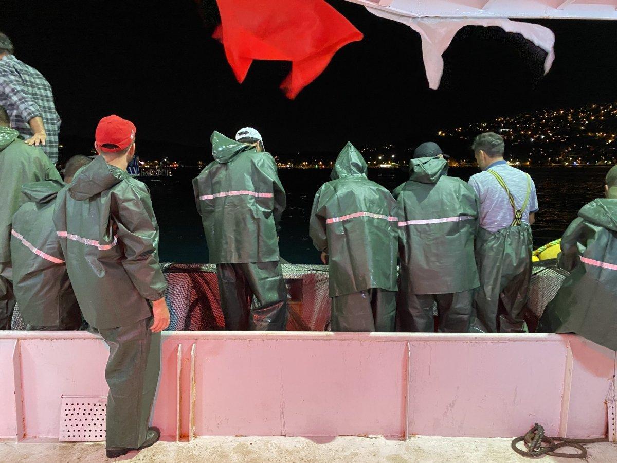 Av yasağı bugün bitti: Balıkçılar denizle kavuştu #2
