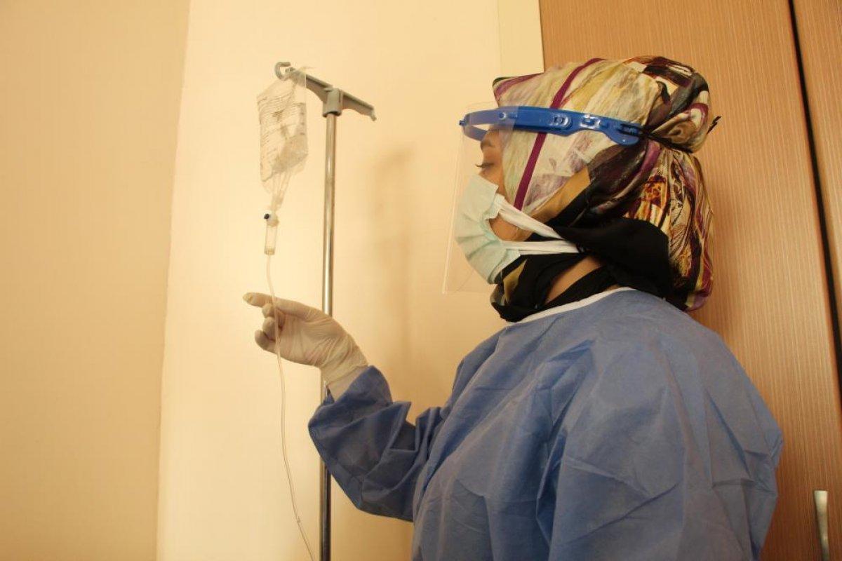 Bingöl de koronavirüse yakalanan hamile kadın, pişman olduğunu söyledi #5