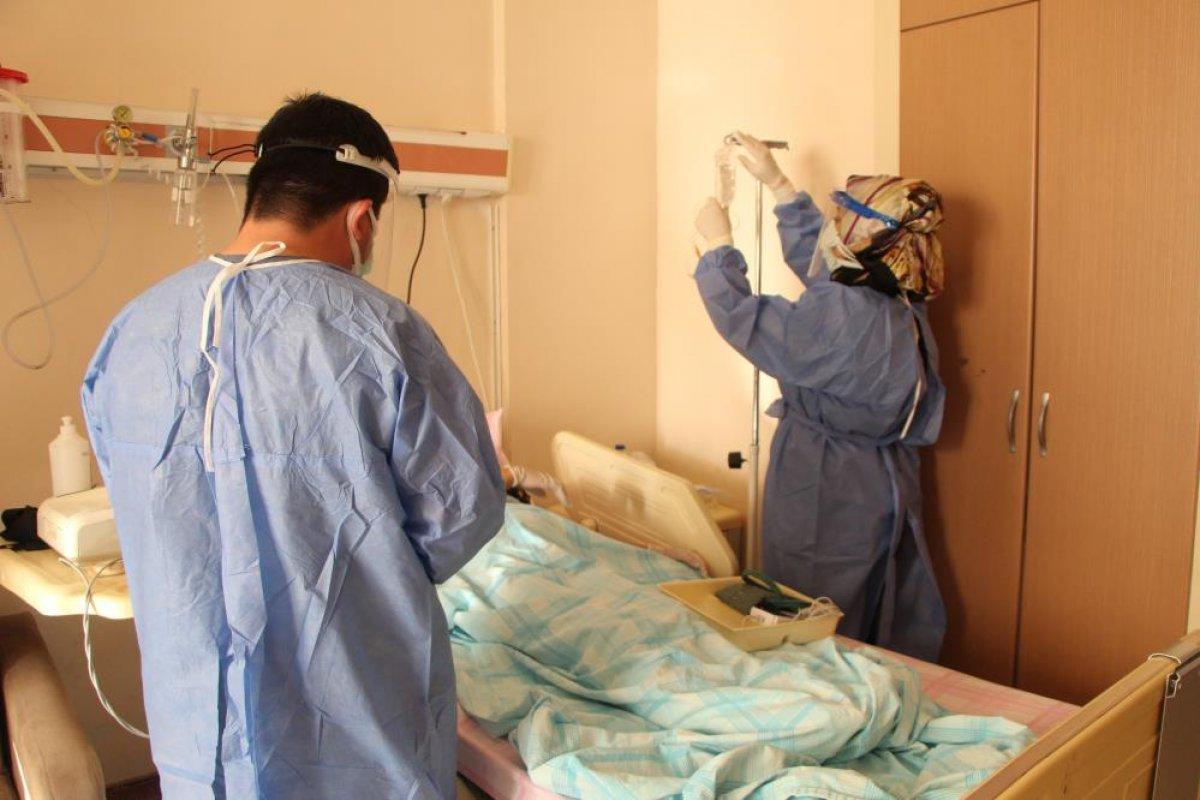 Bingöl de koronavirüse yakalanan hamile kadın, pişman olduğunu söyledi #2