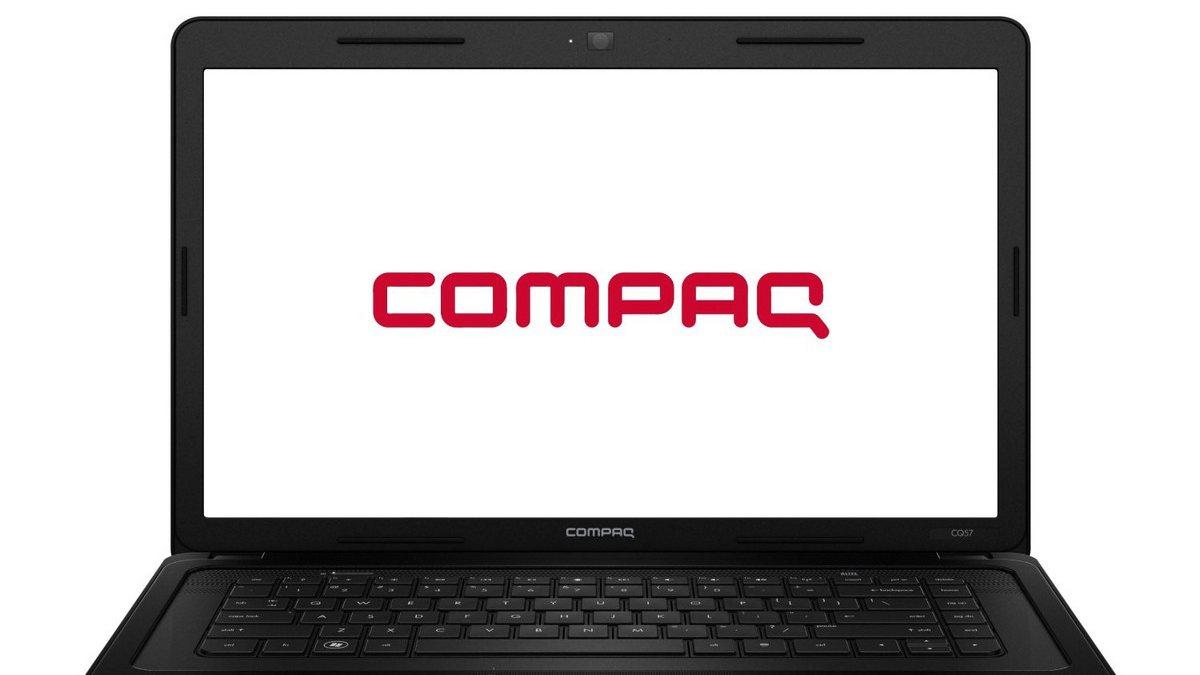 Bir zamanların efsanesi Compaq, laptop pazarına geri dönüyor