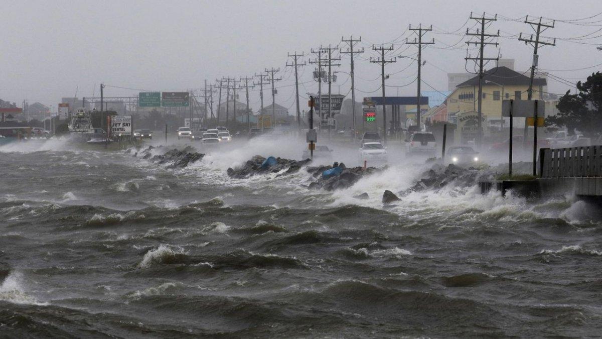 Küresel ısınma nedeniyle yüksek deniz seviyeleri yaygınlaşacak #1