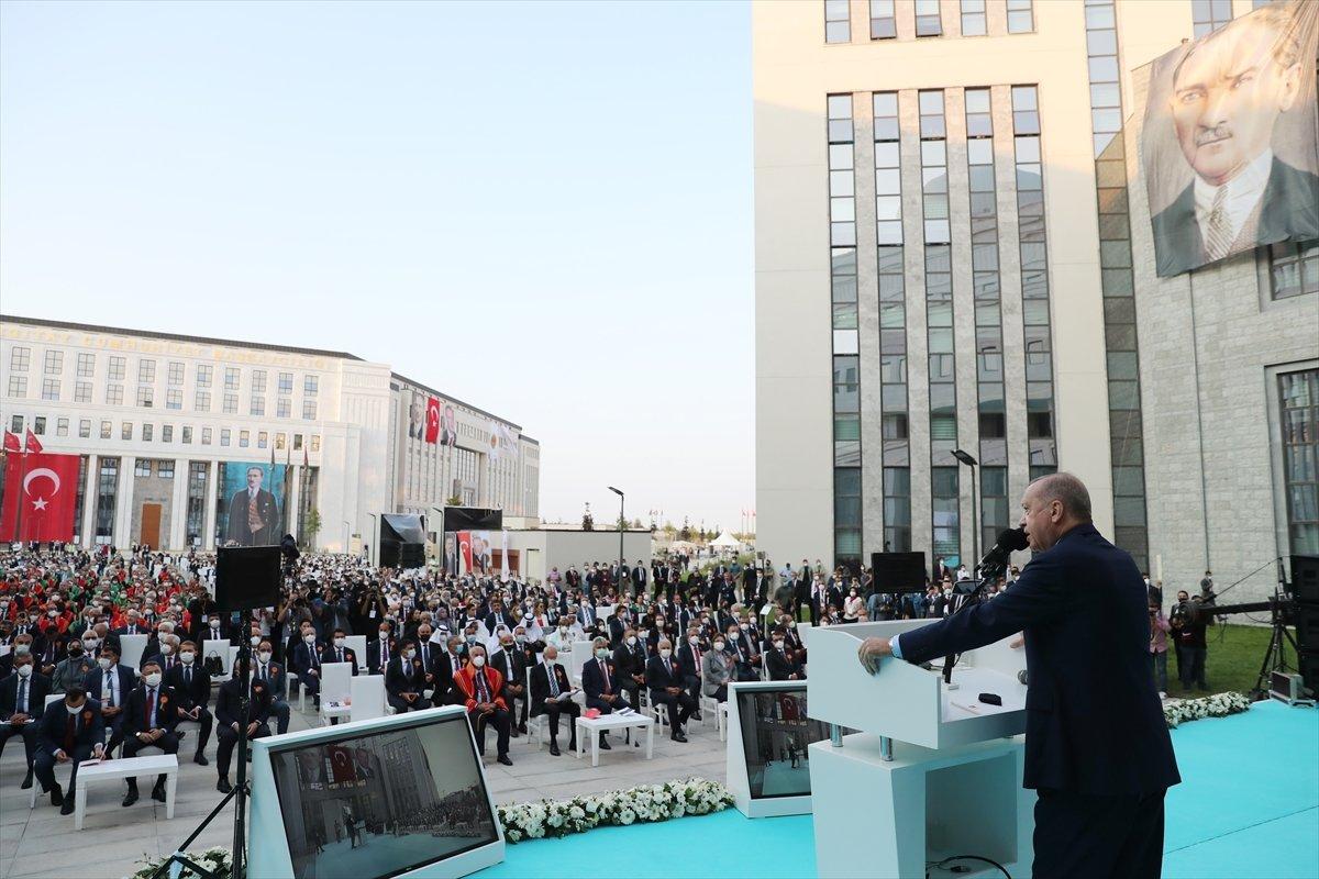 Cumhurbaşkanı Erdoğan, yeni adli yıl açılış töreninde #2