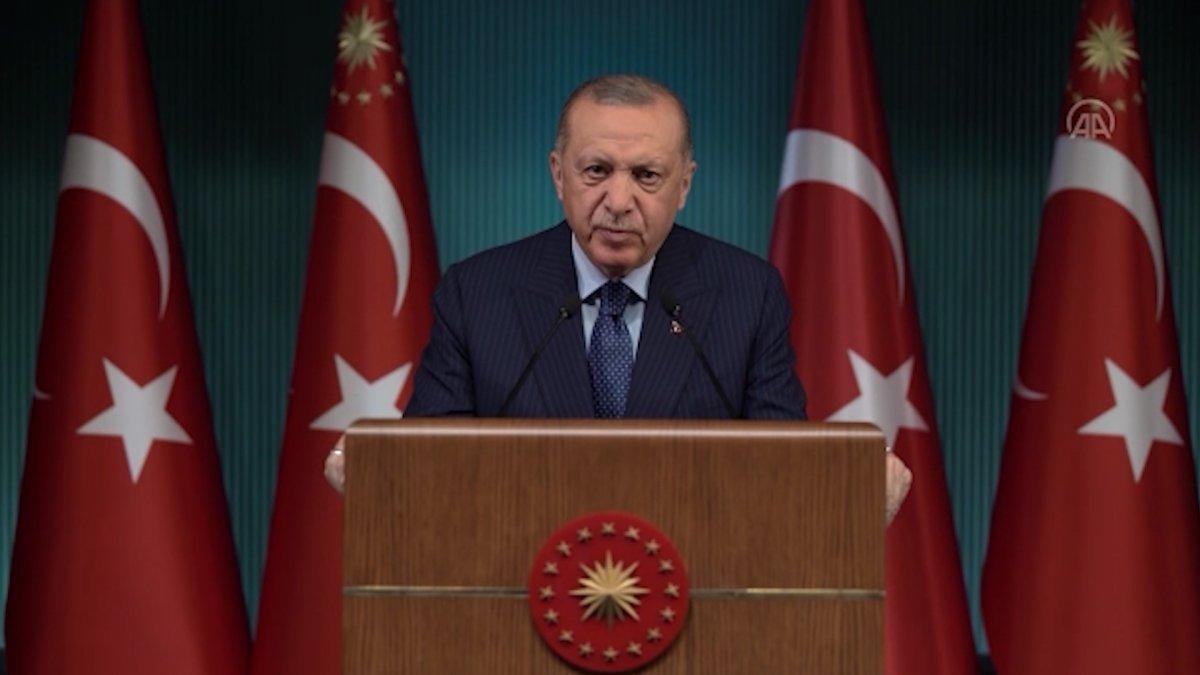 Cumhurbaşkanı Erdoğan, Yeni Pazar Başkonsolosluğu açılışında konuştu #2