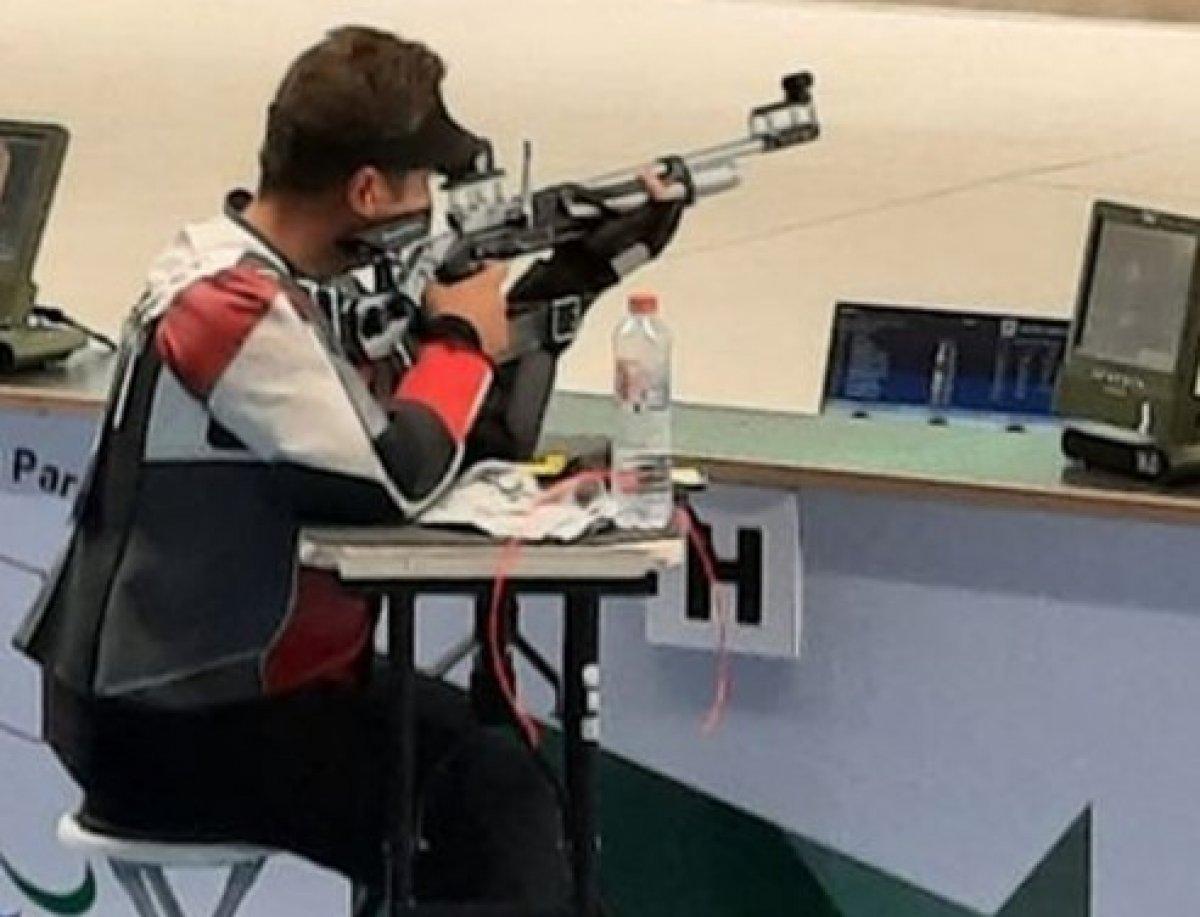 Milli atıcı Erhan Coşkuner Tokyo da finalde #1