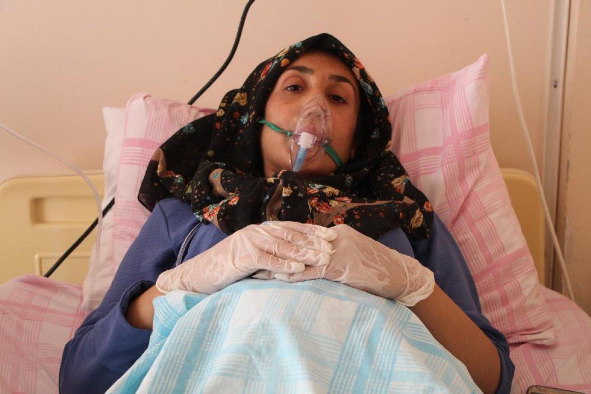 Bingöl de koronavirüse yakalanan hamile kadın, pişman olduğunu söyledi #7