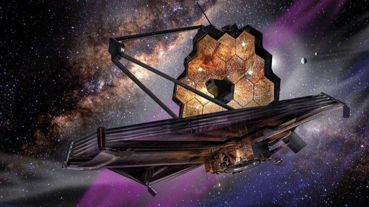 James Webb Uzay Teleskobu fırlatılmaya hazır