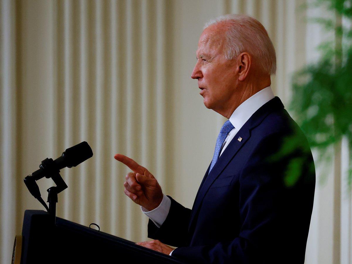 ABD de 87 emekli general, Joe Biden a istifa mektubu yazdı #1