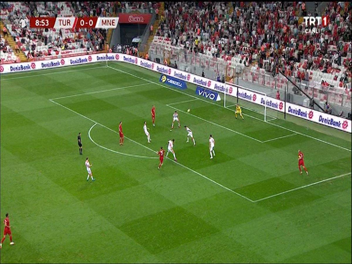 Cengiz Ünder den klas gol #1