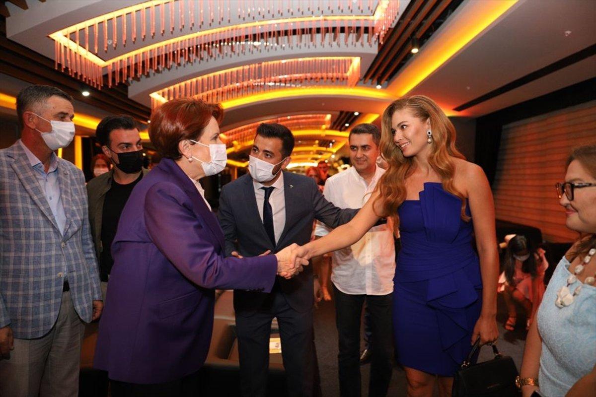 İYİ Parti Genel Başkanı Meral Akşener, Tomris Hatun filminin galasında #1