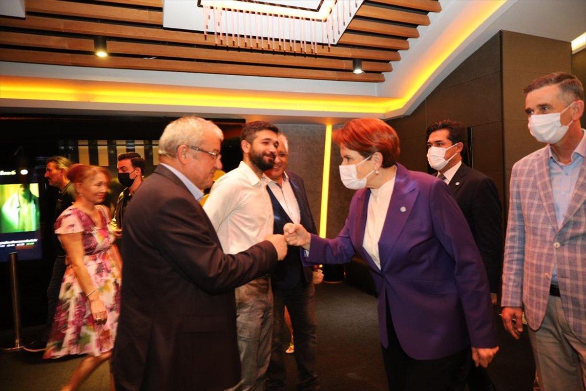 İYİ Parti Genel Başkanı Meral Akşener, Tomris Hatun filminin galasında #2