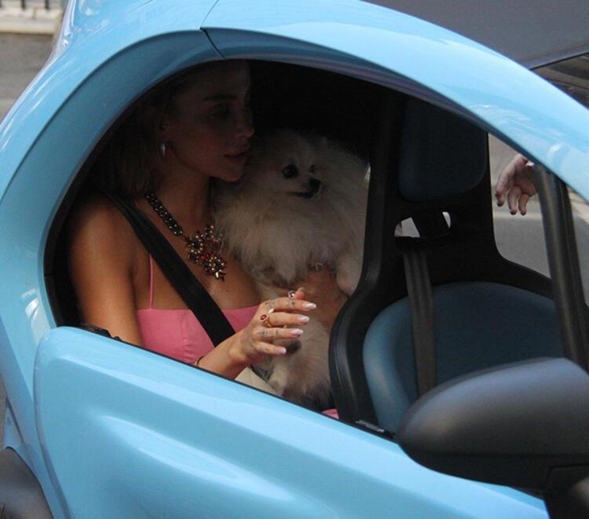 Özge Ulusoy un mini arabasının fiyatı dikkat çekti #1