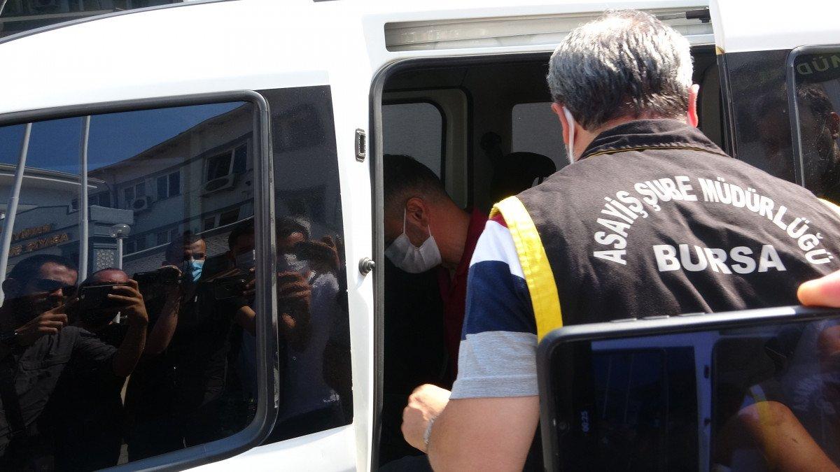 Bursa da  koca  dehşeti: Bıçaklanan kadın hayatını kaybetti #2
