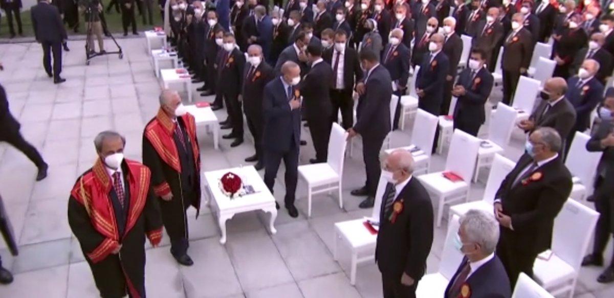 Cumhurbaşkanı Erdoğan ile Kemal Kılıçdaroğlu arasında soğuk rüzgarlar #1