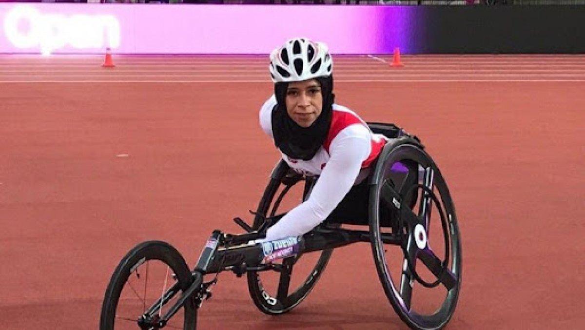 Milli atlet Zübeyde Süpürgeci, Paralimpik Oyunlar da finalde #2