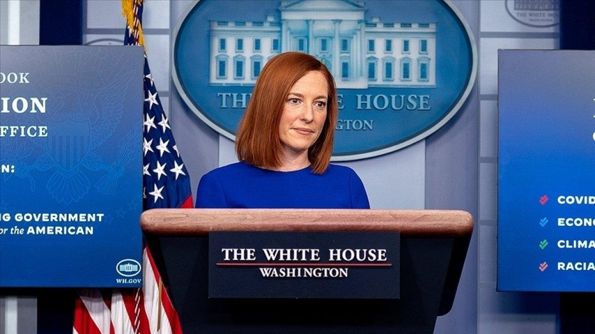 Beyaz Saray: Taliban ı eylemlerine göre yargılayacağız #1