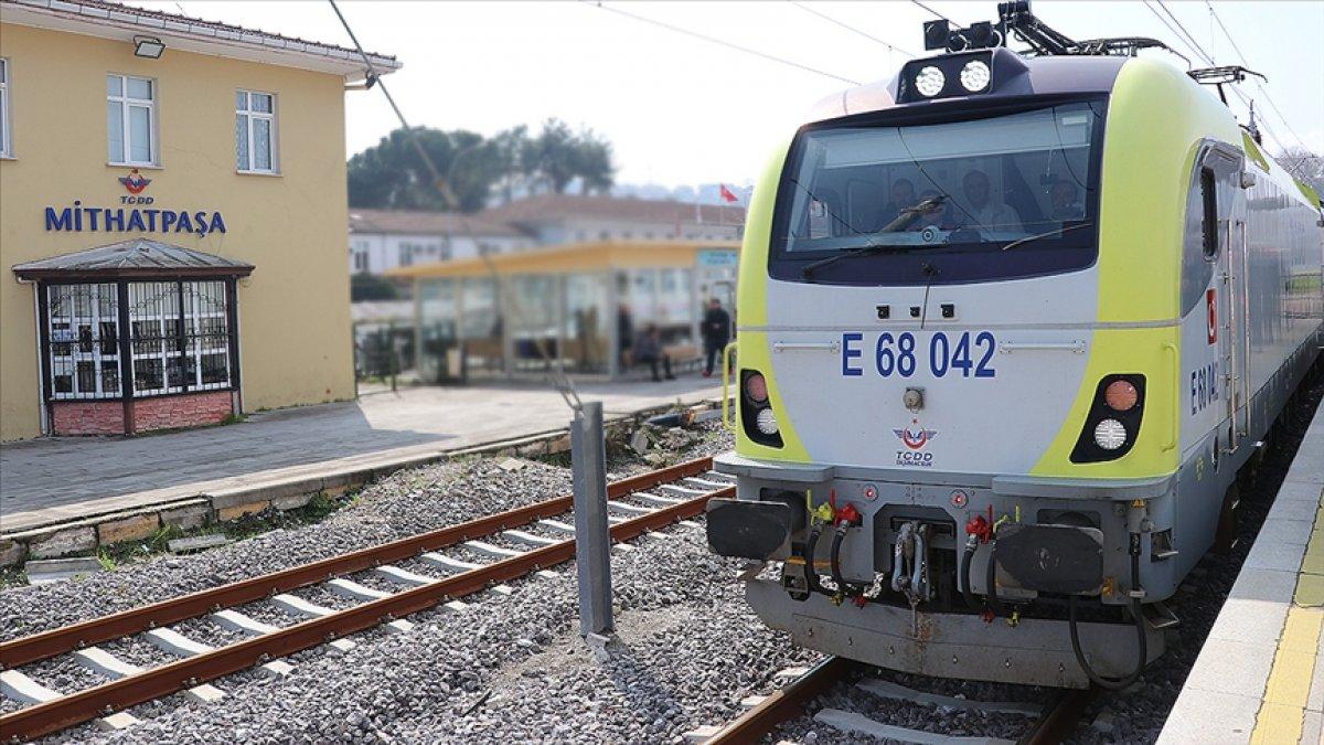 Ada Treni tekrar hizmete girecek