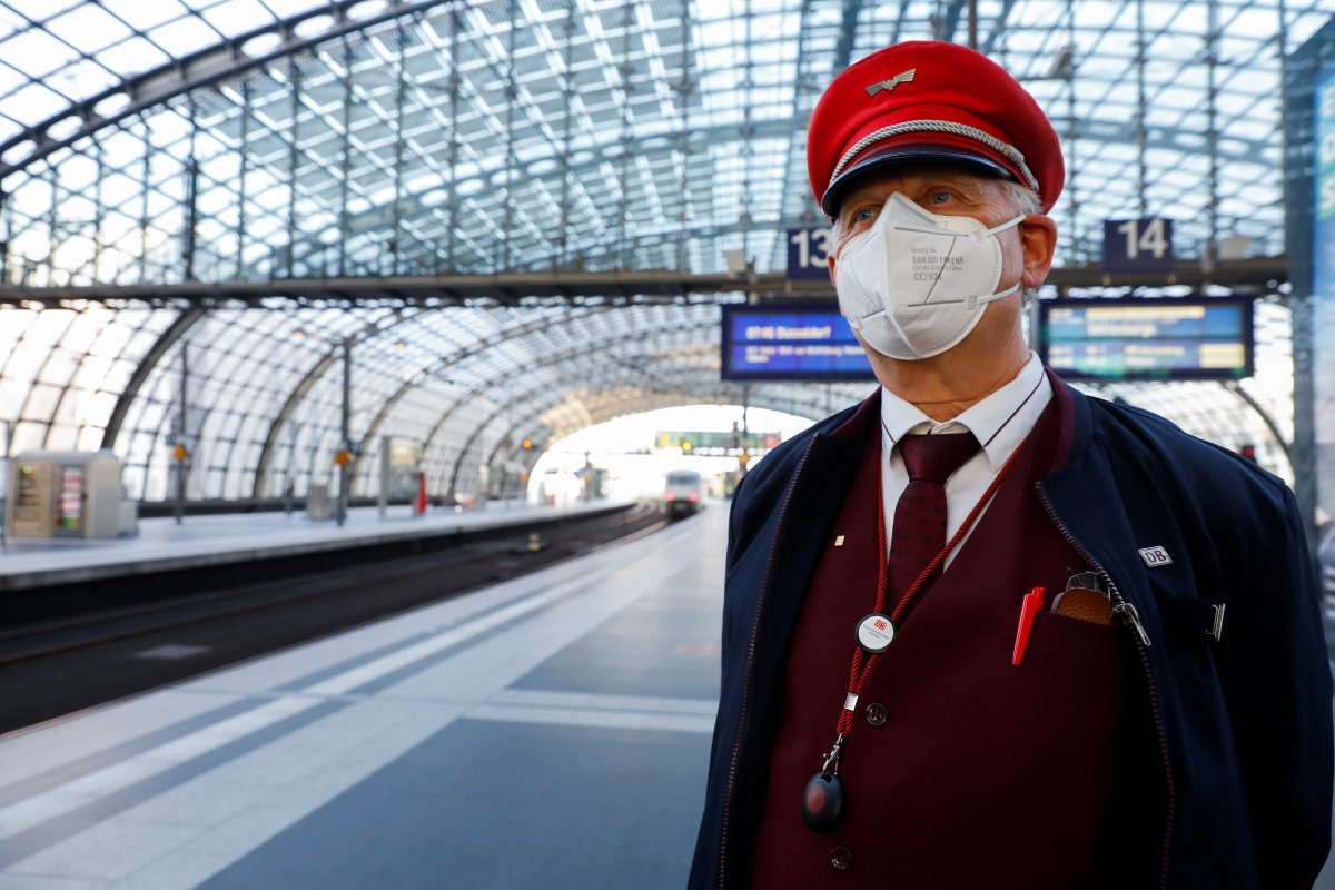Almanya da makinistler, yeniden greve gitti #5
