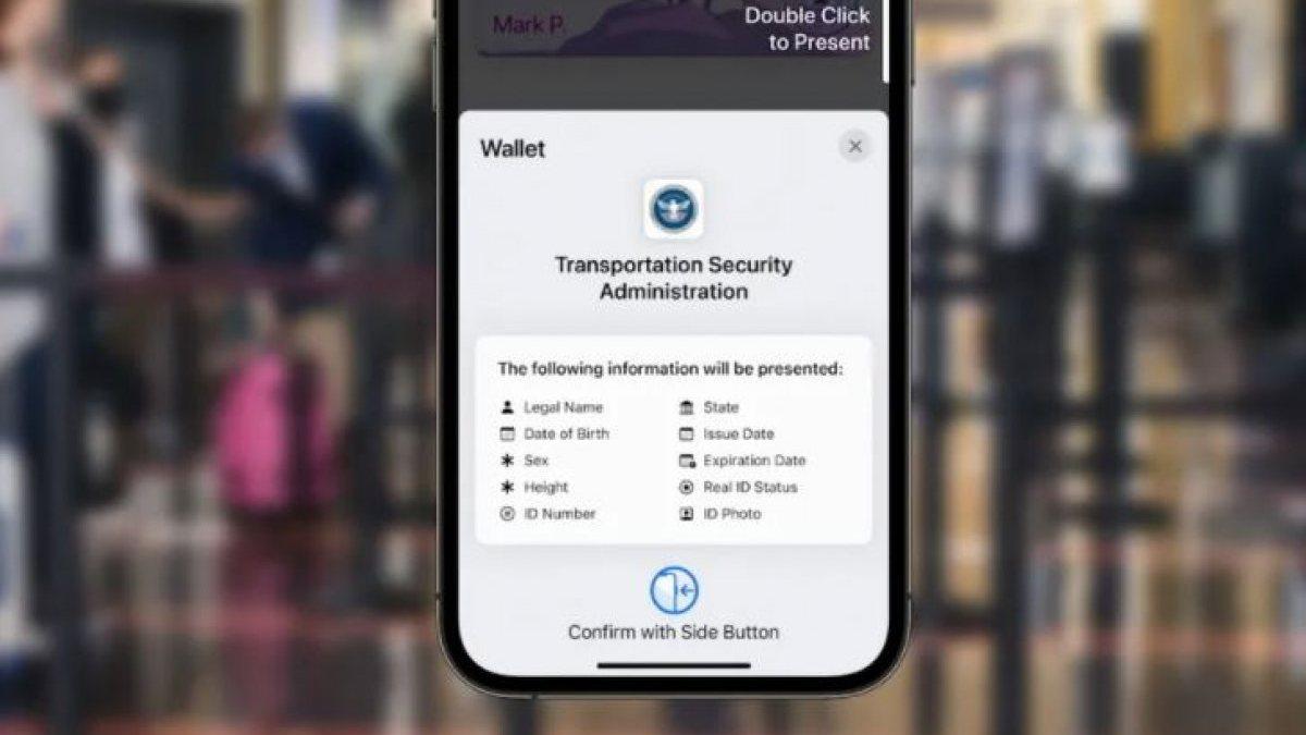 iPhone'ların ehliyet ve kimlik olarak kullanılabileceği bölgeler
