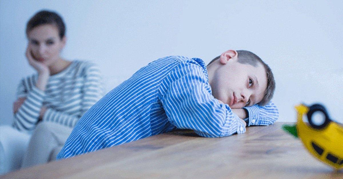 Asperger sendromu belirtileri okul döneminde ortaya çıkıyor #1