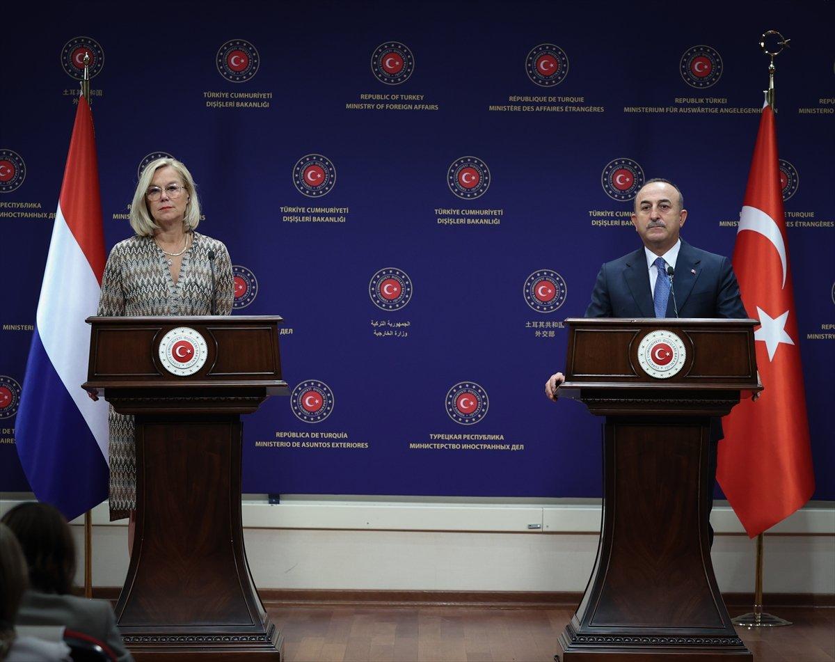 Mevlüt Çavuşoğlu'ndan AB-Türkiye göç mutabakatı açıklaması #2