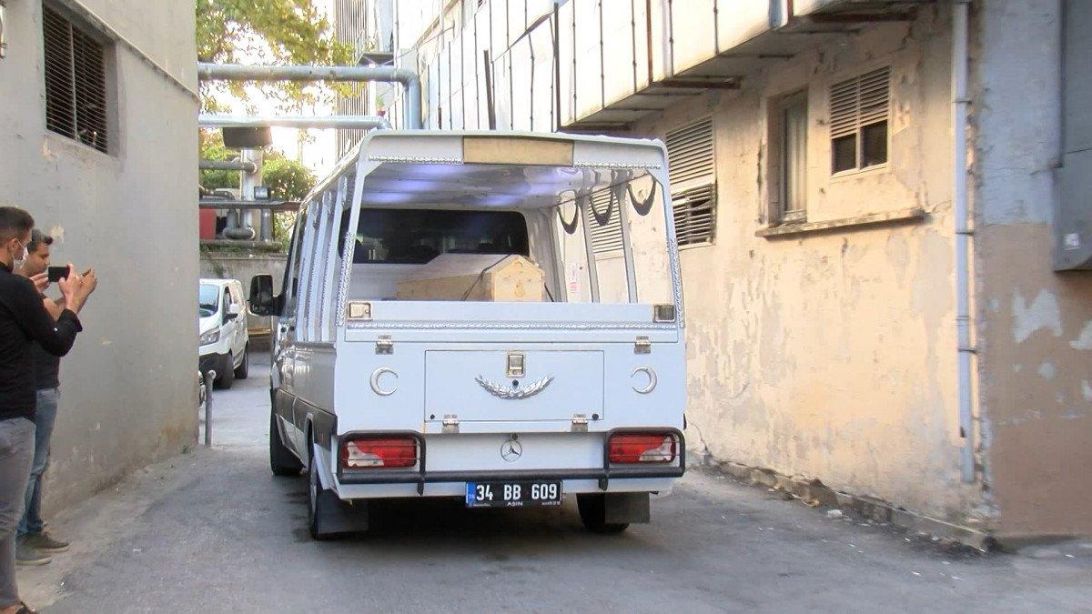 Ferhan Şensoy un cenazesi hastaneden alındı #3